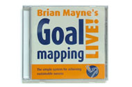 Goal Mapping LIVE! CD
